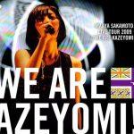 "[Album] Maaya Sakamoto – LIVE TOUR 2009 ""WE ARE KAZEYOMI!"" [MP3/320K/ZIP][2009.05.27]"