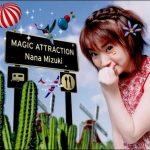 [Album] Nana Mizuki – MAGIC ATTRACTION [MP3/320K/ZIP][2002.11.06]