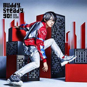 """[Single] Takuma Terashima – Buddy, steady, go! """"Ultraman Taiga"""" Opening Theme [MP3/320K/ZIP][2019.08.28]"""