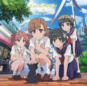 """[Single] Yuka Iguchi – Grow Slowly """"Toaru Kagaku no Railgun S"""" Ending Theme [MP3/320K/ZIP][2013.05.15]"""