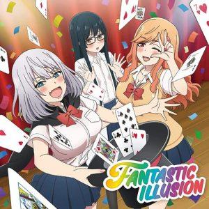 "[Single] i☆Ris – FANTASTIC ILLUSION ""Tejina Senpai"" Opening Theme [MP3/320K/ZIP][2019.08.28]"