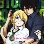 "[Single] nano – No pain, No game ""BTOOOM!"" Opening Theme [MP3/320K/ZIP][2012.10.10]"