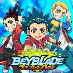 [Single] V.A. – Beyblade Burst [MP3/320K/ZIP][2019.06.28]