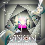 [Single] Frederic – VISION [AAC/256K/ZIP][2019.10.09]