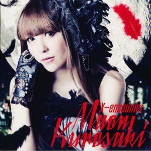 "[Single] Maon Kurosaki – X-encounter ""Tokyo Ravens"" 1st Opening Theme [FLAC/ZIP][2013.10.16]"