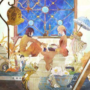 "[Single] Minori Chihara – Amy ""Violet Evergarden Gaiden: Ein to Jidou Shuki Ningyou"" Ending Theme [MP3/320K/ZIP][2019.09.04]"