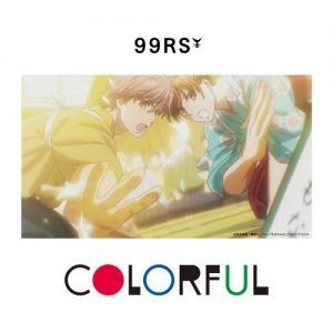 "[Digital Single] 99RadioService – COLORFUL ""Chihayafuru 3"" Opening Theme [FLAC/ZIP][2019.10.22]"
