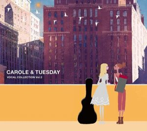 CAROLE & TUESDAY VOCAL COLLECTION Vol.2 [Hi-Res/FLAC/ZIP][2019.10.30]