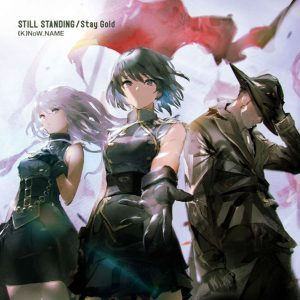 """[Single] (K)NoW_NAME – STILL STANDING/Stay Gold """"Fairy Gone"""" 2nd Opening & Ending Theme [FLAC/ZIP][2019.10.16]"""