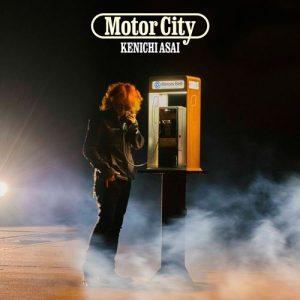 """[Single] Kenichi Asai – MOTOR CITY """"NO GUNS LIFE"""" Opening Theme [MP3/320K/ZIP][2019.11.13]"""