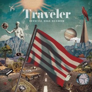 [Album] Official HIGE DANdism – Traveler [MP3/320K/ZIP][2019.10.09]