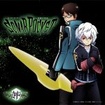 "[Single] Sonar Pocket – GIRIGIRI/Egao no Riyuu. ""World Trigger"" 1st Opening Theme [FLAC/ZIP][2014.11.05]"