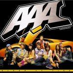 [Single] AAA – BLOOD on FIRE [MP3/320K/ZIP][2005.09.14]