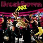 [Single] AAA – Break Down/Break your name/Summer Revolution [MP3/320K/ZIP][2009.07.29]