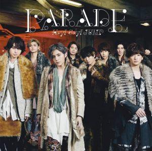 [Album] Hey! Say! JUMP – PARADE [MP3/320K/ZIP][2019.10.30]