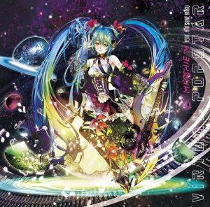 [Album] Mitchie M feat. Hatsune Miku – Virtual Pop Star [MP3/320K/ZIP][2019.11.06]