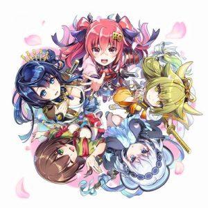 "[Single] Ohanamishuu Tsubakigumi – Kurenai, Hana wo Sakasete ""Tenka Hyakken: Meiji-kan e Youkoso!"" Theme Song [MP3/320K/ZIP][2019.11.20]"