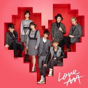 [Single] AAA – Love [AAC/256K/ZIP][2014.02.26]