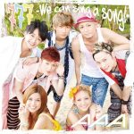 [Single] AAA – 777 ~We can sing a song!~ [MP3/320K/ZIP][2012.07.25]