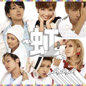 [Single] AAA – Niji [MP3/320K/ZIP][2012.10.31]