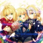 Fate song material [MP3/320K/ZIP][2019.12.18]