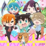"""[Single] AOP – FREEDOM de Muda ni Muteki!! """"Boku no Tonari ni Ankoku Hakaishin ga Imasu"""" Ending Theme [MP3/320K/ZIP][2020.01.13]"""
