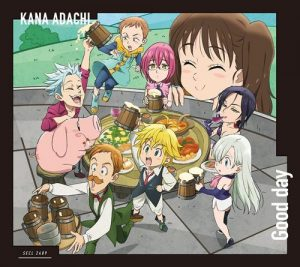 "[Single] Kana Adachi – Good day ""Nanatsu no Taizai: Kamigami no Gekirin"" 2nd Ending Theme [MP3/320K/ZIP][2020.01.15]"