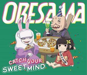 """[Single] ORESAMA – CATCH YOUR SWEET MIND """"Zashiki Warashi no Tatami-chan"""" Theme Song [MP3/320K/ZIP][2020.04.15]"""