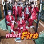 [Single] DA PUMP – Heart on Fire [MP3/320K/ZIP][2020.03.25]
