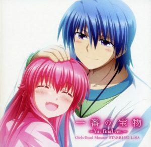 [Single] Girls Dead Monster starring LiSA – Ichiban no Takaramono ~Yui final ver.~ [FLAC/ZIP][2010.12.08]