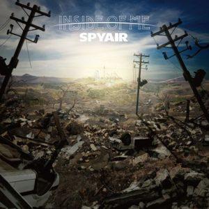 [Digital Single] SPYAIR – INSIDE OF ME [FLAC/ZIP][2020.07.18]