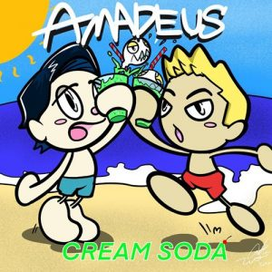 [Digital Single] AMADEUS – CREAM SODA [MP3/320K/ZIP][2020.08.12]