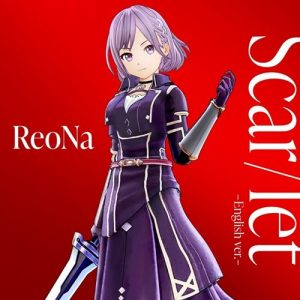 [Digital Single] ReoNa – Scar/let -English ver.- [MP3/320K/ZIP][2020.09.20]