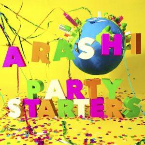[Digital Single] Arashi – Party Starters [MP3/320K/ZIP][2020.10.30]