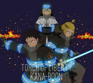 """[Single] KANA-BOON – Torch of Liberty """"Enen no Shouboutai: Ni no Shou"""" 2nd Opening Theme [MP3/320K/ZIP][2020.11.25]"""