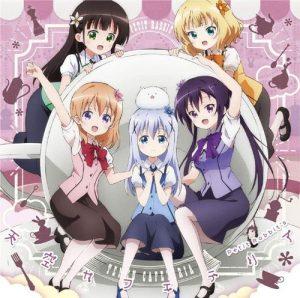 "[Single] Petit Rabbit's – Tenkuu Cafeteria ""Gochuumon wa Usagi Desu ka? Bloom"" Opening Theme [MP3/320K/ZIP][2020.10.28]"