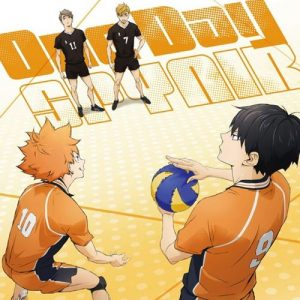 "[Digital Single] SPYAIR – One Day ""Haikyuu!!: To the Top 2nd Season"" Ending Theme [MP3/320K/ZIP][2020.10.03]"