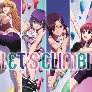 "[Single] Hanamiya Joshi Climbing Club – LET'S CLIMB↑ ""Iwa Kakeru!: Sport Climbing Girls"" Ending Theme [MP3/320K/ZIP][2020.11.25]"