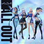 [Mini Album] K/DA – ALL OUT [MP3/320K/ZIP][2020.11.06]