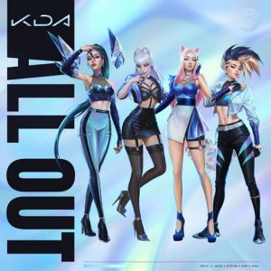 [Mini Album] K/DA – ALL OUT [MP3/320K/ZIP][2020.11.06]
