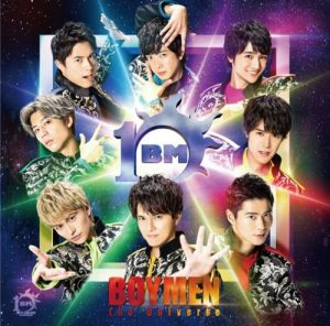[Digital Single] BOYS AND MEN – Doerya JUMP! [MP3/320K/ZIP][2021.01.06]