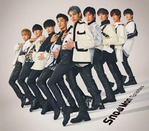 "[Single] Snow Man – Grandeur ""Black Clover"" 13th Opening Theme [MP3/320K/ZIP][2021.01.20]"