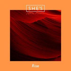 [Mini Album] SHE'S – Rise [FLAC/ZIP][2021.03.19]