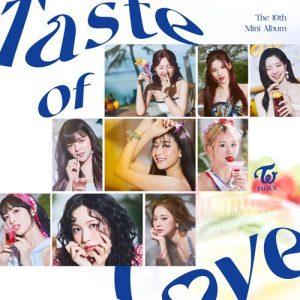 [Mini Album] TWICE – Taste of Love [FLAC/ZIP][2021.06.12]