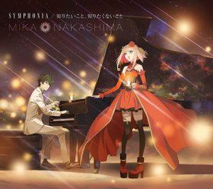"[Single] Mika Nakashima – SYMPHONIA ""takt op. Destiny"" Ending Theme [MP3+FLAC/ZIP][2021.10.27]"