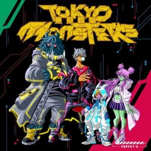 """[Single] TOKYO MONSTERS – PUPPET'S """"TESLA NOTE"""" Opening Theme [MP3+FLAC/ZIP][2021.10.03]"""